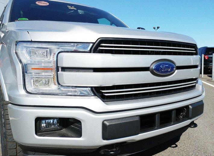 Ford F 150 A Vendre >> 2018 Ford F-150 RABAIS 7655$-DIESEL DISPONIBLE LARIATCREW neuf en inventaire | Deragon Ford à ...