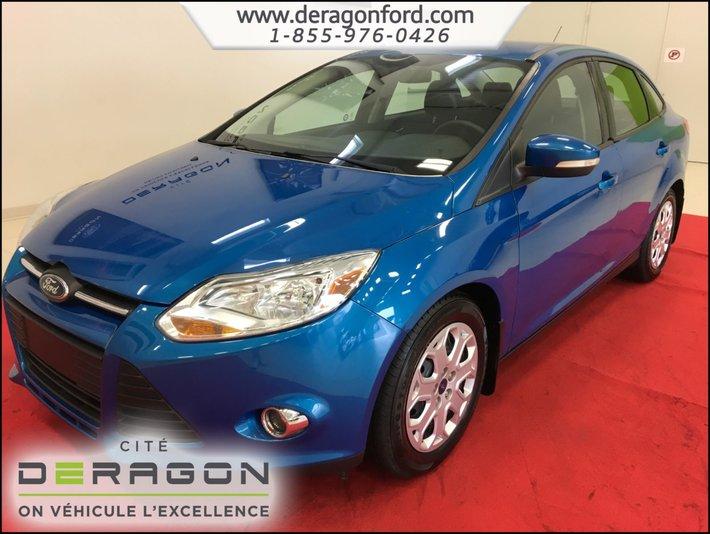Ford Focus Se A C Sieges Chauffants Sync Cruise Control Se A