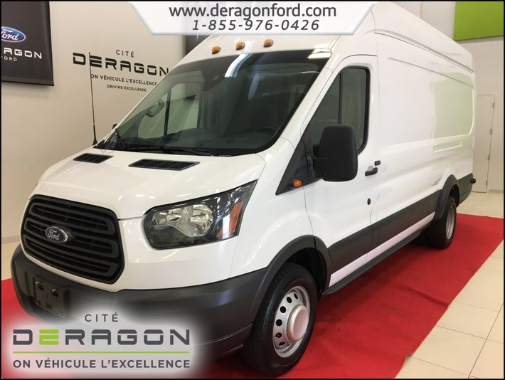 da95ac1f01 Used 2017 Ford Transit Cargo Van 350 DIESEL DOUBLE ROUE SYNC CAMERA ...