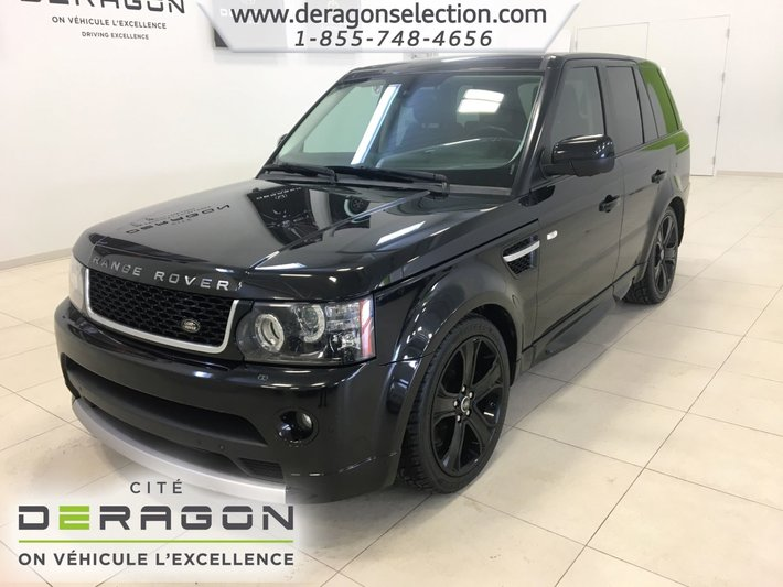 Used 2013 Land Rover Range Rover Sport SPORT HSE + GPS +