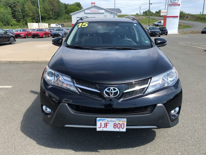 Used 2015 Toyota Rav4 Limited In Hartford - Used Inventory