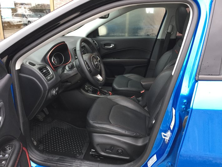Used 2017 Jeep Compass Trailhawk In Used Inventory