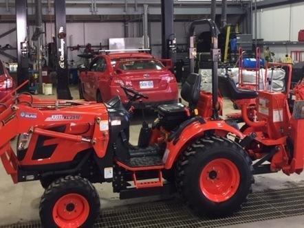 Used 2017 KIOTI CK2510HST in Rouyn-Noranda - Used inventory