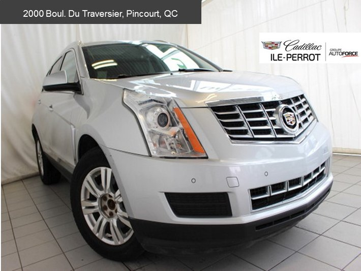 2014 Cadillac Srx Luxury Used For Sale In Awd Toit Ouvrant Pano