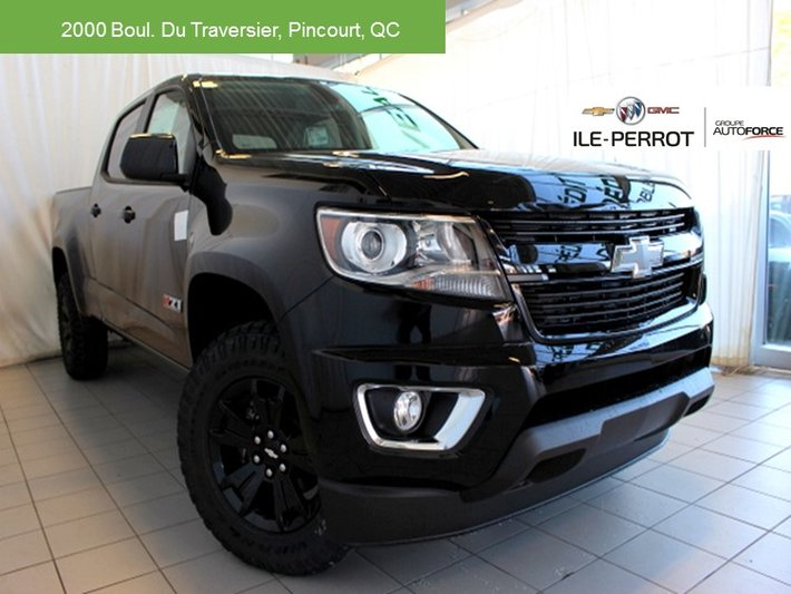 2019 Chevrolet Colorado Z71 New For Sale In Pincourt Ile Perrot