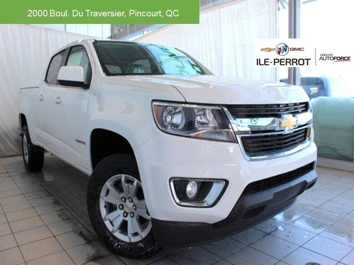 Chevrolet Ile Perrot >> 2019 Chevrolet Colorado Lt New For Sale In Pincourt Ile