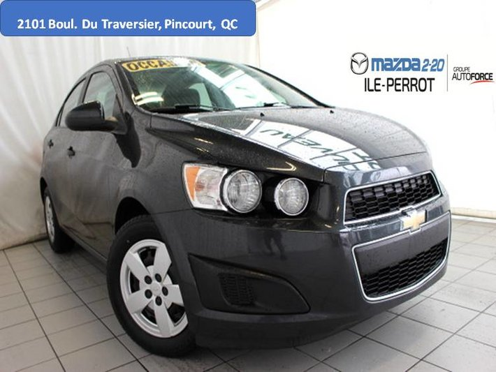2014 Chevrolet Sonic Ls Bluetooth Ac Auto Aux Used For Sale In