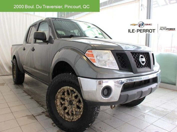 Nissan Ile Perrot >> 2009 Nissan Frontier Used For Sale In Pincourt Ile Perrot