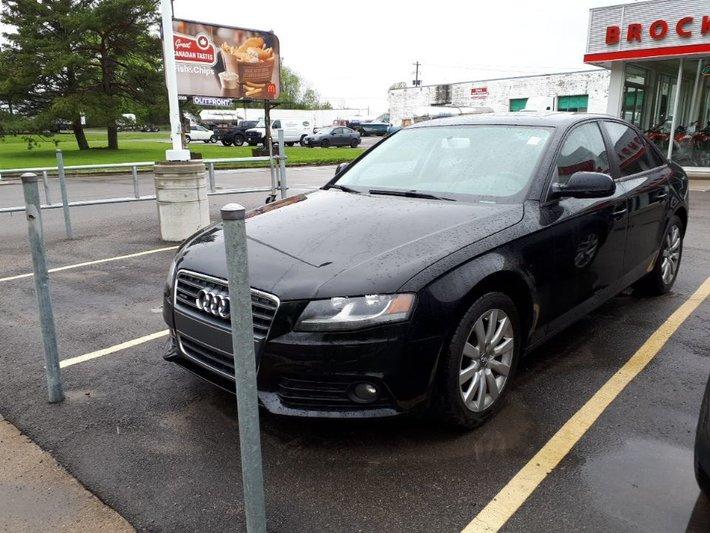 2012 Audi A4 2 0T Premium* AWD! Sunroof! Bluetooth! used for