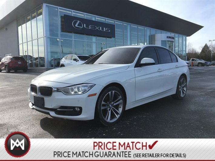 BMW Series SPORT NAVI ROOF LOADED Used For Sale In Kingston - Bmw 3 series 2014 price