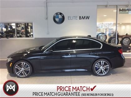2016 Bmw 340i M Sport Used For Sale In Nav Heads Up Display