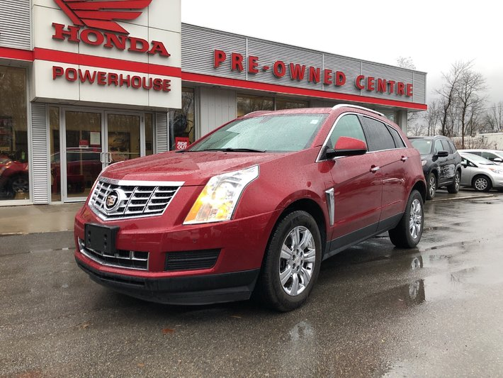 2014 Cadillac Srx Luxury Collection Awd Leather Back Up Cam Used