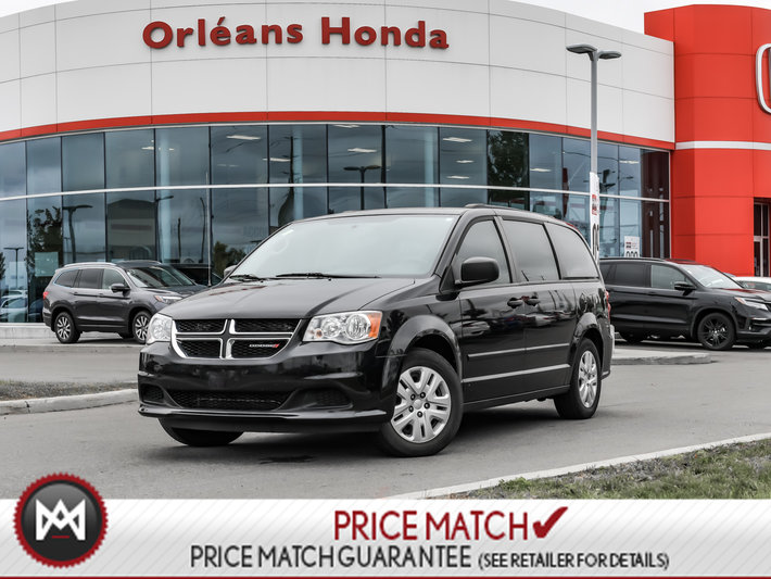 Dodge Extended Warranty >> 2014 Dodge Grand Caravan Stow N Go With Extended Warranty 5yr Or 100 000 Gold Plan Warranty Exp Apr 2019