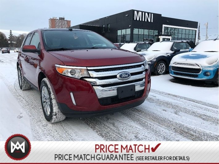 Ford Edge Nav Camera Panoramic Winter Tires On Rims Sold