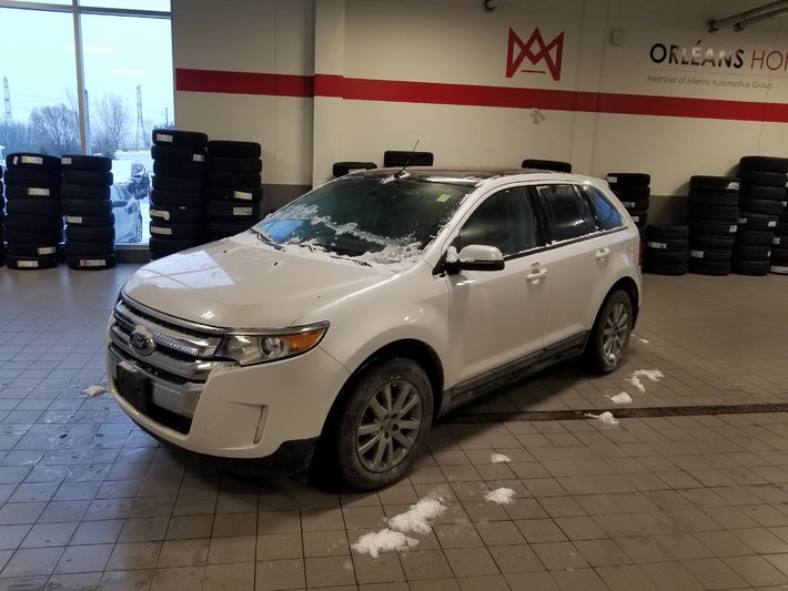 2013 Ford Edge Sel Navigation Panoramic Sunroof Remote Start