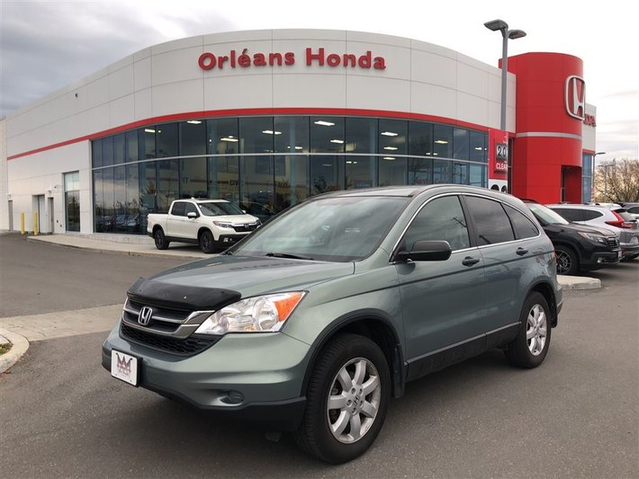 2011 Honda CR V LX, POWER GROUP, LOW MILEAGE Tu0027 IS THE