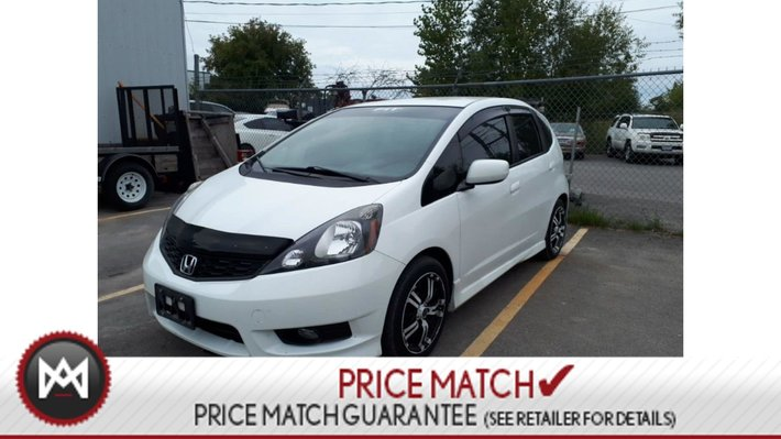 2014 Honda Fit SPORT* JUST LANDED! MORE INFO TO COME