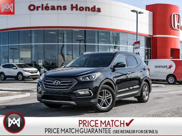 2018 Hyundai Santa Fe Sport LEATHER INTERIOR used for sale in AWD ...