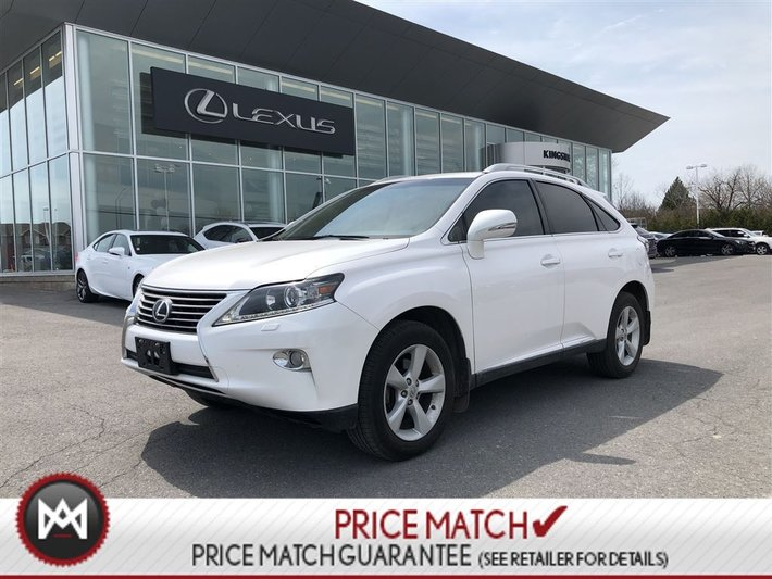 2013 Lexus RX 350 LEATHER   SUNROOF   LOW KM