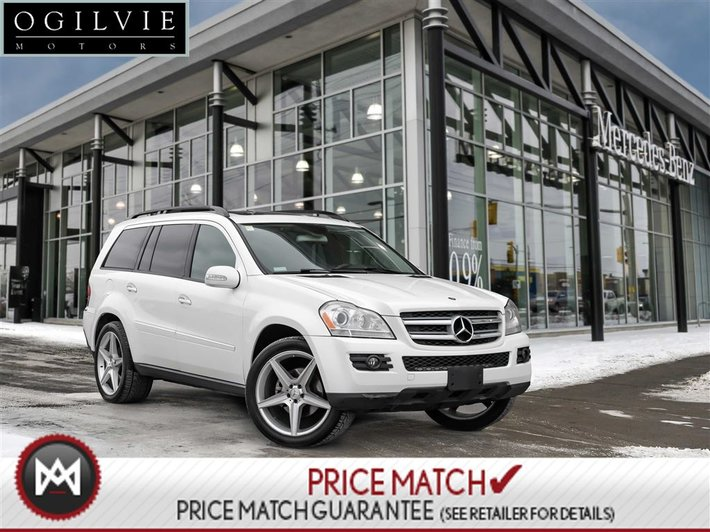 2007 Mercedes Benz GL450 Sunroof AirMatic * This Vehicle Is Sold As Is,