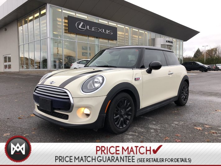 2015 Mini Cooper 3 Door Leather Used For Sale In Sunroof Winter