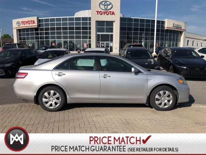 2011 Toyota Camry Le Low Km Accident Free Used For Sale In