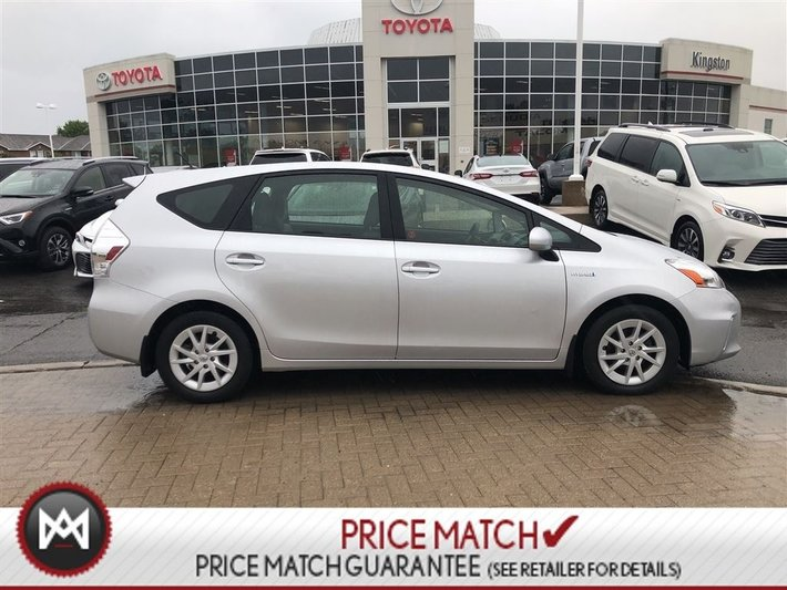 2012 Toyota Prius v PUSH BUTTON START used for sale in SMART