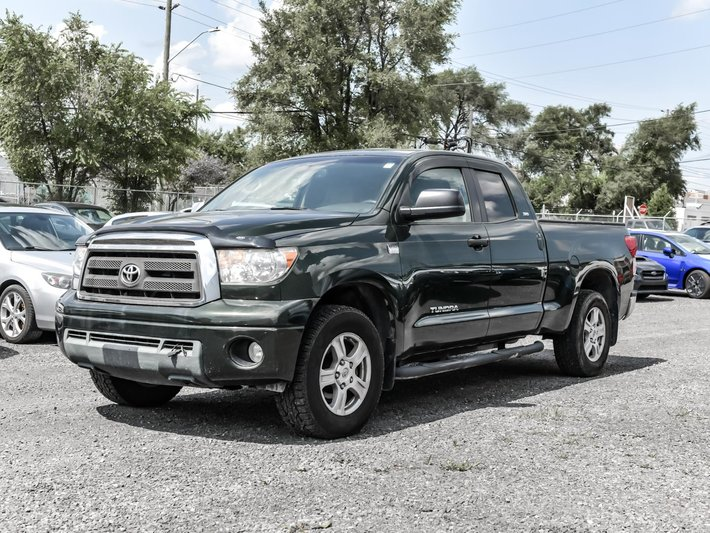 2010 Toyota Tundra SR5 4X4 DOUBLE CAB AS IS