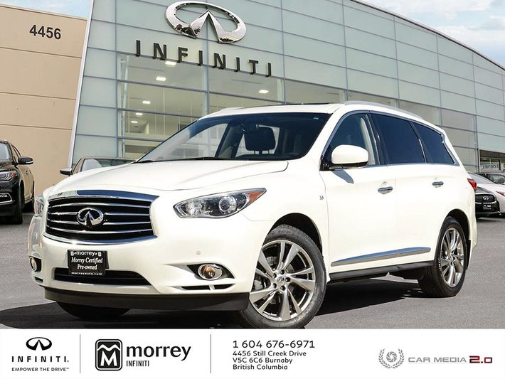 2015 Infiniti QX60 QX60 Technology Package - Full Load Low