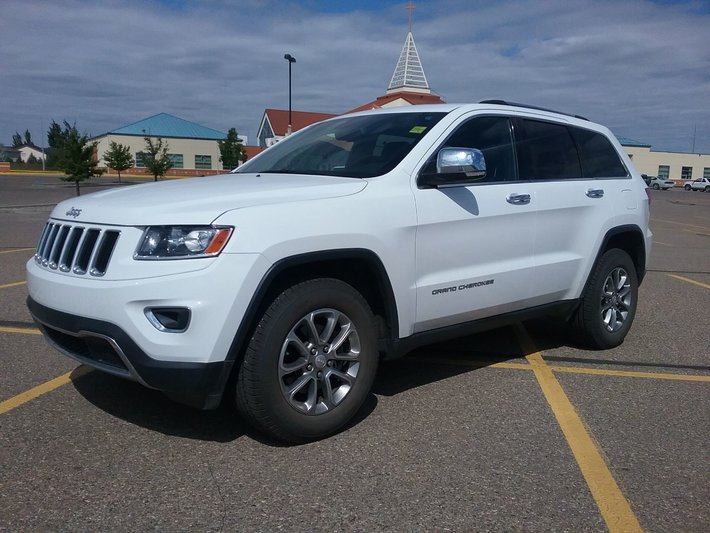 2014 Jeep Grand Cherokee Limited 4x4 **LEATHER SUNROOF**