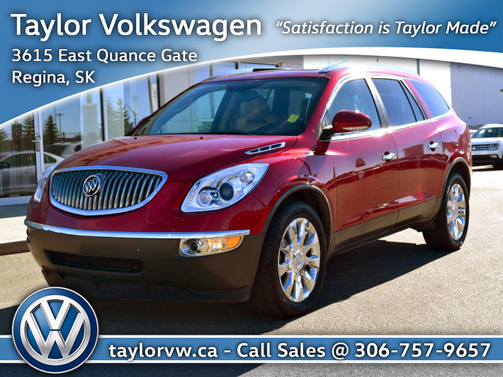 used 2012 buick enclave cxl awd fully equipped 7 passenger local