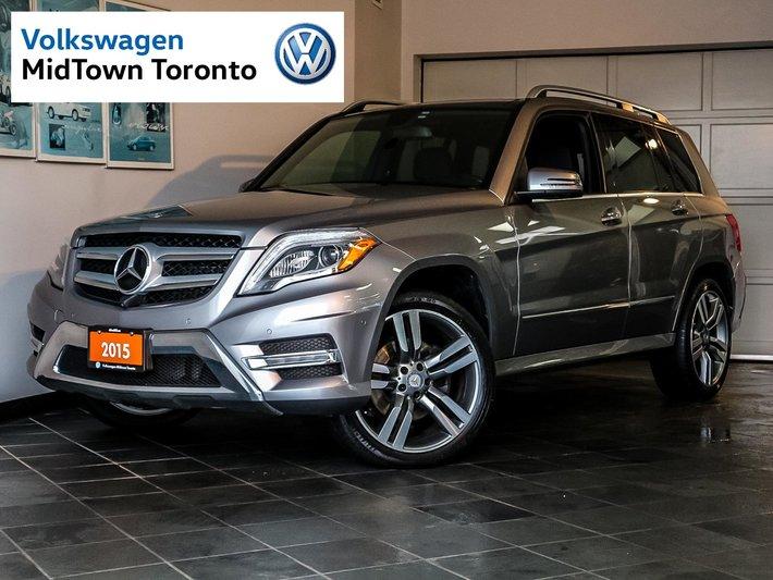 Mercedes Benz Midtown >> Used 2015 Mercedes Benz Glk 250 Bluetec 4matic For Sale
