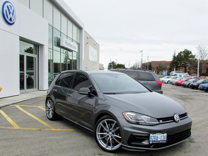 Used 2018 Volkswagen Golf R 5-Dr 2 0T 4MOTION at DSG DRIVERS