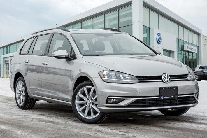 2018 Volkswagen Golf Sportwagen 1.8T Cmfrtline DSG 6sp at w/Tip 4MOTION