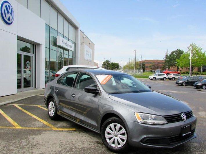 2013 Volkswagen Jetta Trendline plus 2.0 5sp