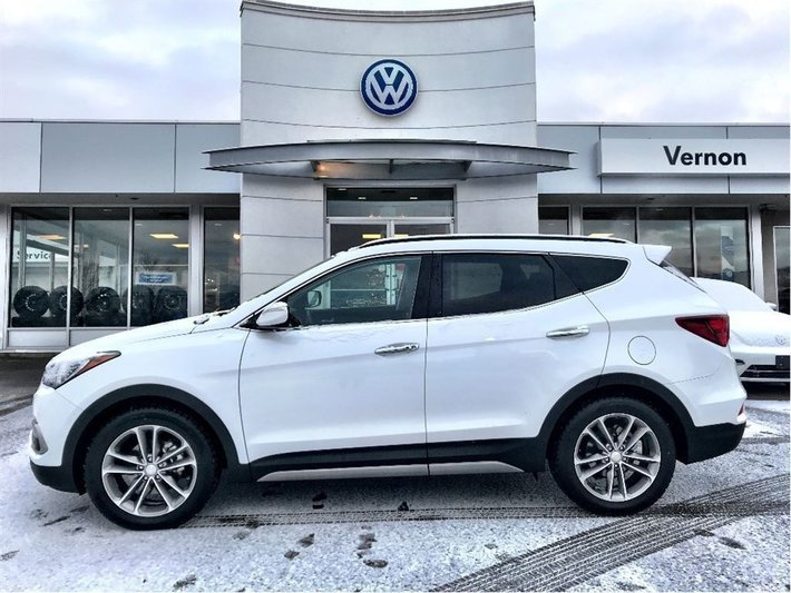 Used 2017 Hyundai Santa Fe Sport SE 2.0T Limited WITH WARRANTY for