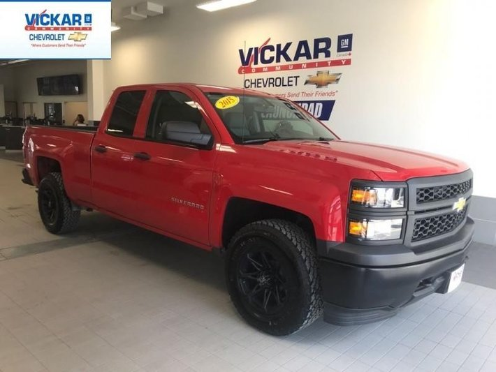 Used Tires Winnipeg >> 2015 Chevrolet Silverado 1500 Managers Special Aftermarket