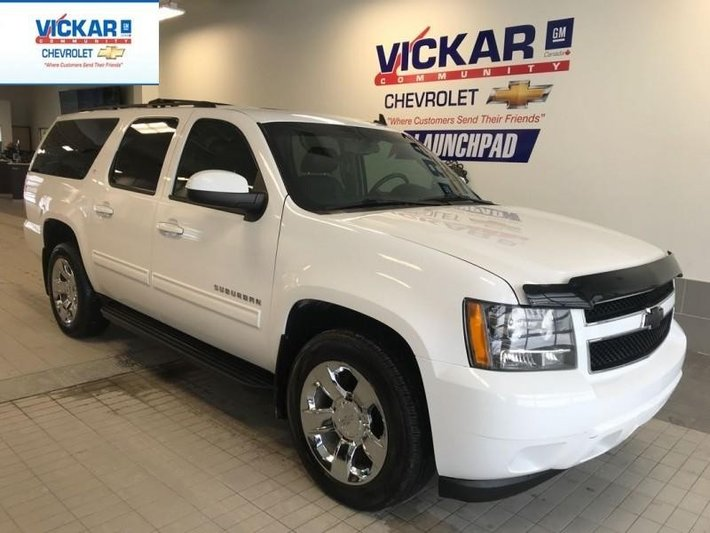 2013 Chevrolet Suburban 1500 Lt Awd Used For Sale In Leather