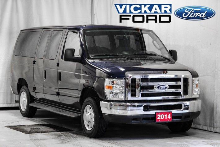 2014 Ford Econoline Wagon E350 / XLT - S D Regular