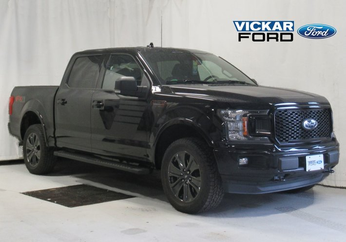 2018 ford f 150 special edition package