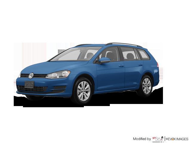 2017 Volkswagen Golf Sportwagen 1.8T Trendline DSG 6sp at w/Tip 4MOTION