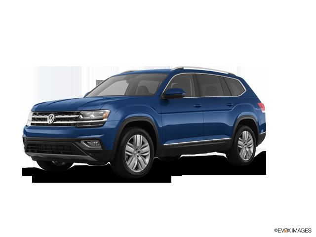Volkswagen Atlas Execline 2018
