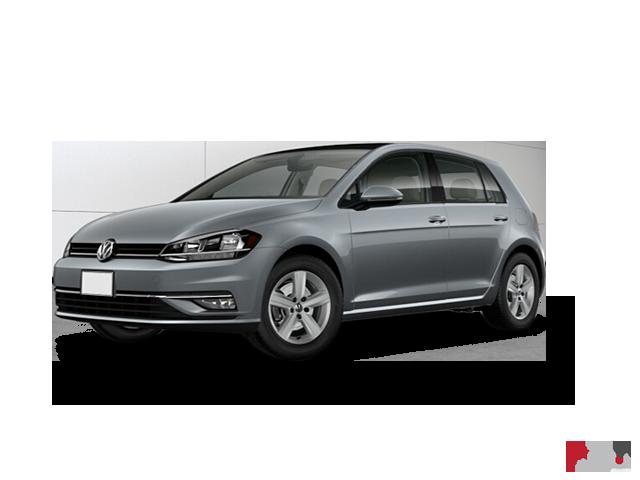 2018 Volkswagen Golf 5-Dr 1.8T Comfortline 6sp at w/Tip