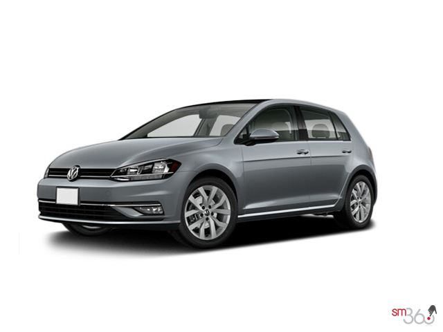2018 Volkswagen Golf 5-Dr 1.8T Highline 6sp at w/Tip