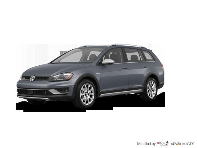 2018 Volkswagen GOLF ALLTRACK 4MOTION