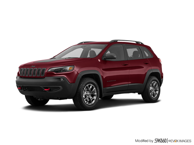 New 2020 Jeep Cherokee Trailhawk For Sale In Weedon Weedon