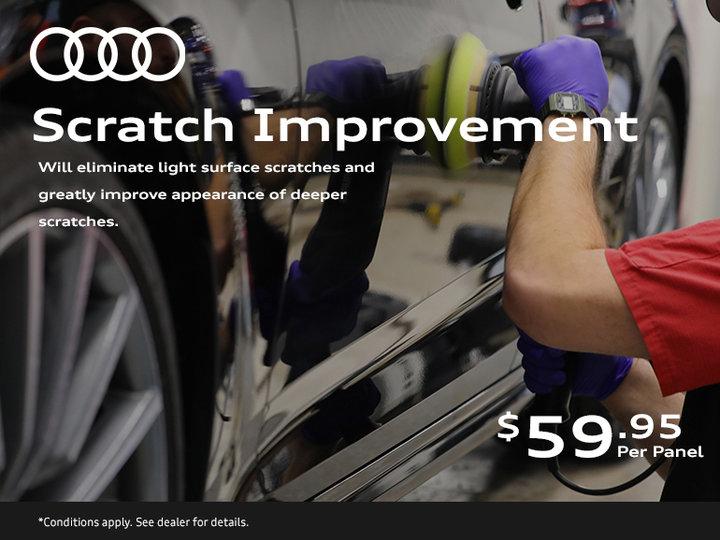 Scratch Improvement