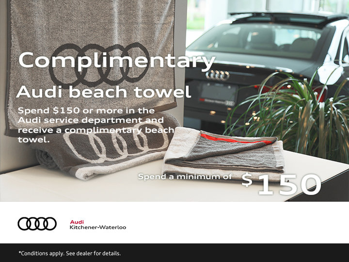 Complementary Towel