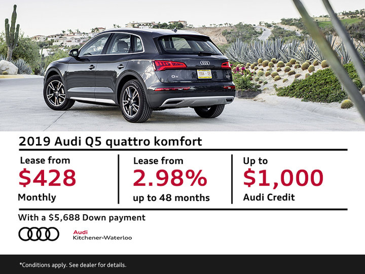 Lease the Q5