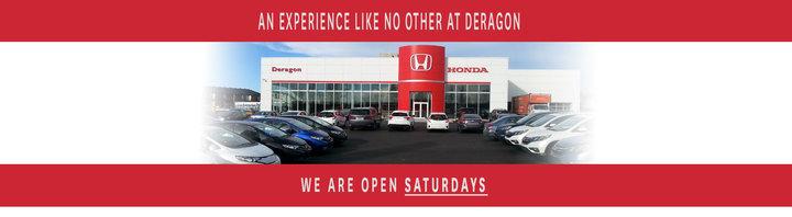 Honda Dealer in Cowansville (near Granby)   Deragon Honda on